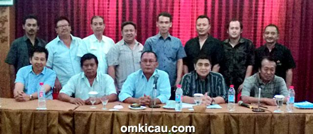 Peserta Rapimnas PBI di Semarang