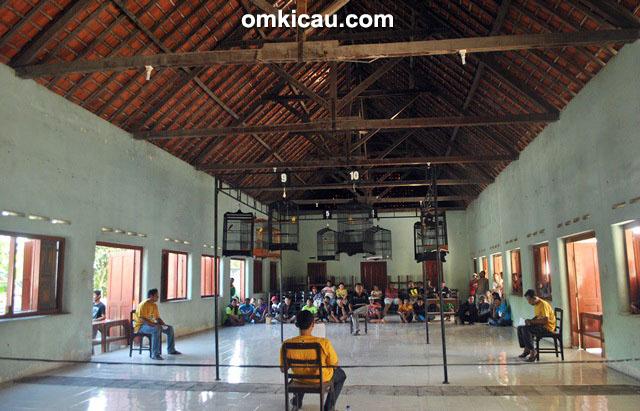 Suasana Latpres PPK-3 Jakapodang Klaten