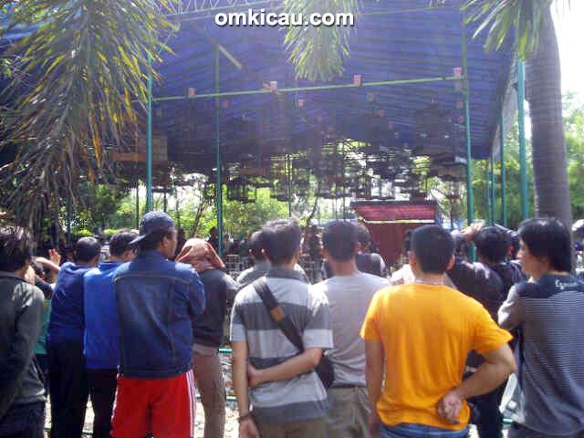 Suasana lomba BCI Jakarta dipenuhi peserta