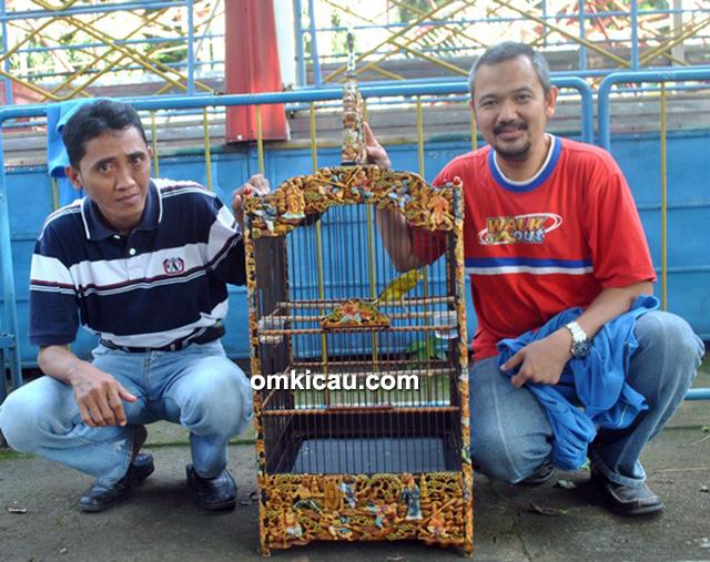 Om Wahyu 8055 dan Bambang Ludiro