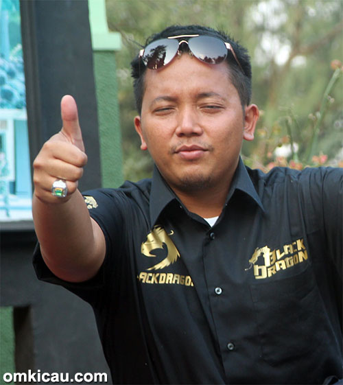 Plaza Cup 3 Semarang - Yogi Naga Hitam menjadi kandidat juara umum SF.