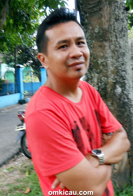 Aheng, ketua Ronggolawe Jambi