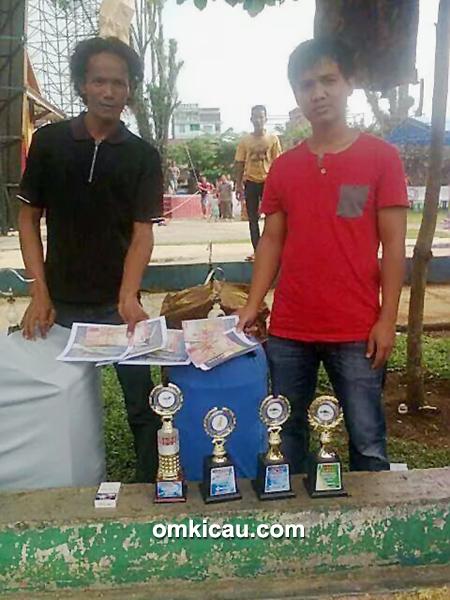 Om Benu dan Om Ilyas BBM Team