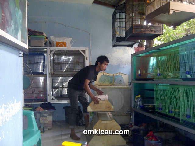Cakra Jenar BF Jakarta