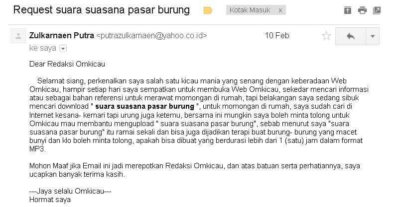 email Zulkarnaen Putra