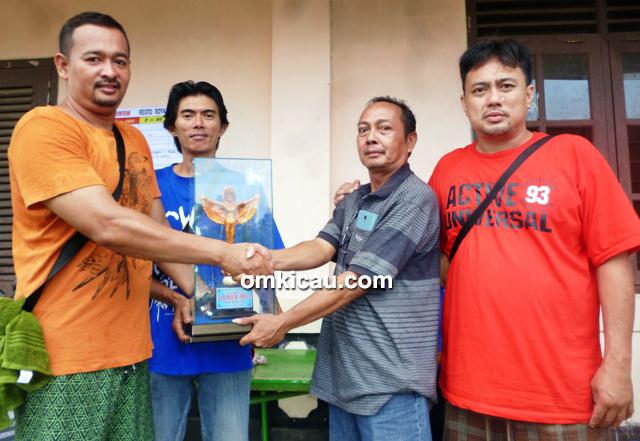 Duta Bupati Jepara juara umum