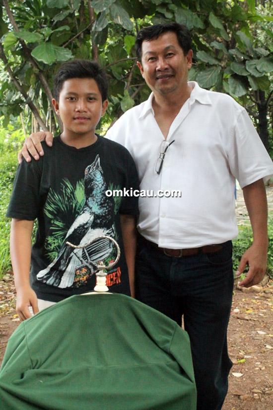Om Sunarto dan Aldi