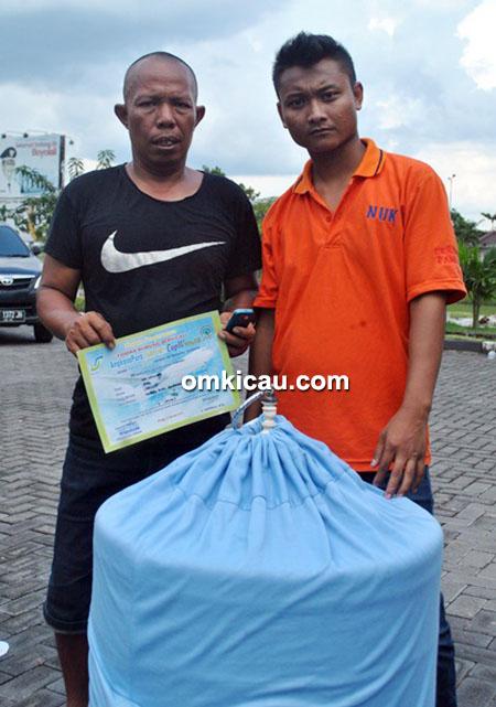 Mr Gundul dan MB Ceriwis