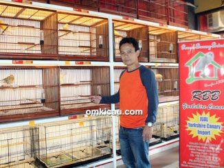 Rumah Burung Betawi, Gunung Putri Bogor
