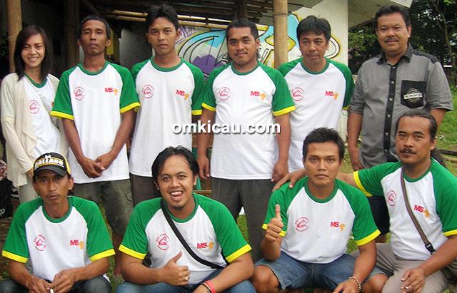 Panitia GBA Bird Community Banjarnegara