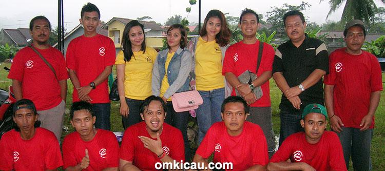 Panitia GBA Banjarnegara