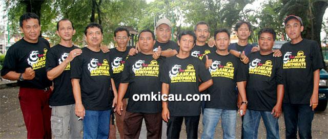Panitia 10th Anniversary Laskar Sukowati