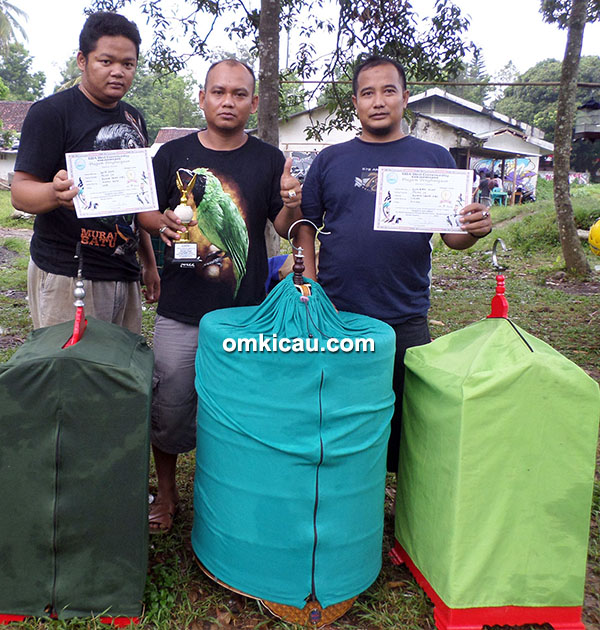BUANA TEAM WBC WANADADI, Moncer Bersama Sumber Alam Dan Sang Jaya