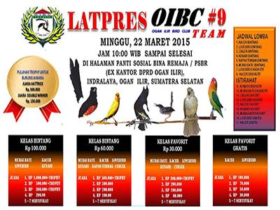 Latpres OIBC