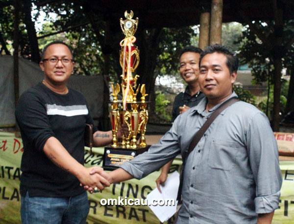 Duta Piala Brother juara umum