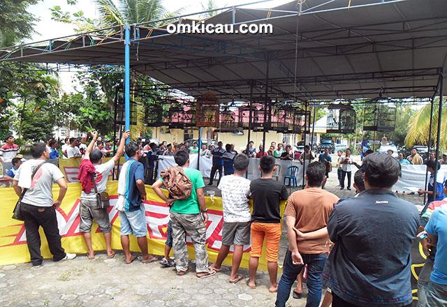 Latpres OIBC #9 Indralaya