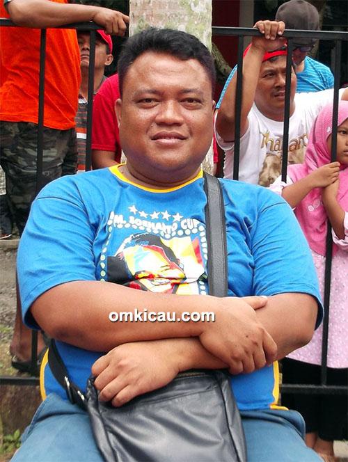 Mr Teguh Argomulyo
