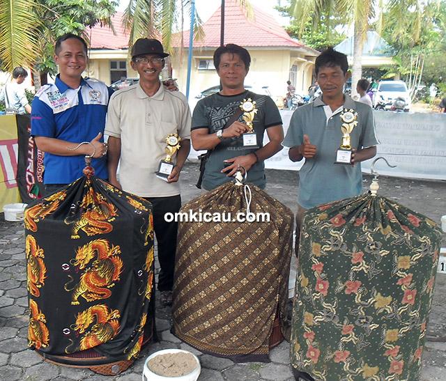 Juara 1-3 Kelas MB Eksekutif