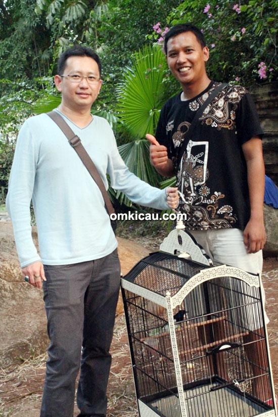 Om Willy Belitung