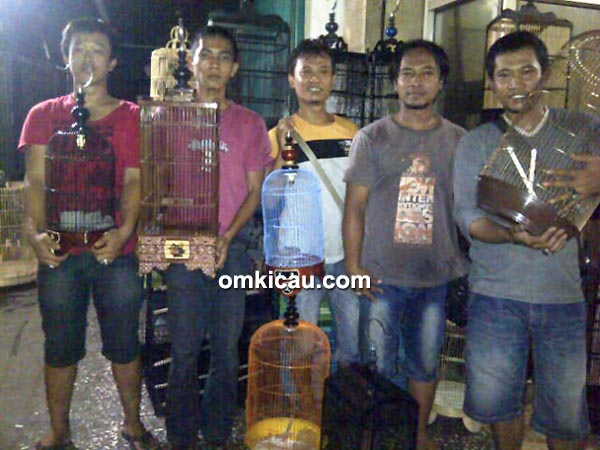 Pasopati Bird Shop Jakarta