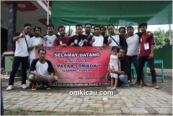PCMI Chapter Nusakambangan