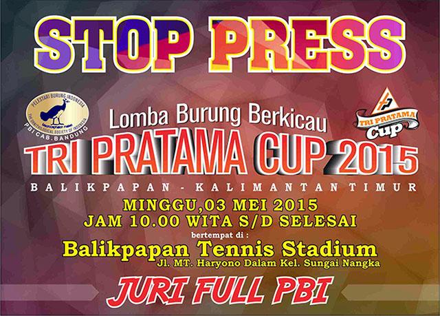 Tri Pratama Cup Balikpapan