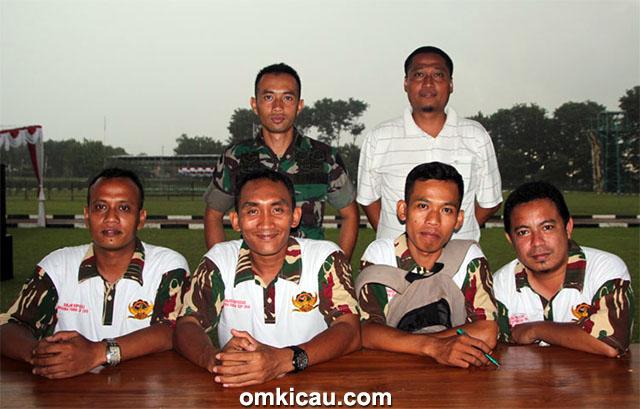 Ketua Pelaksana Lomba, Bang Taufan