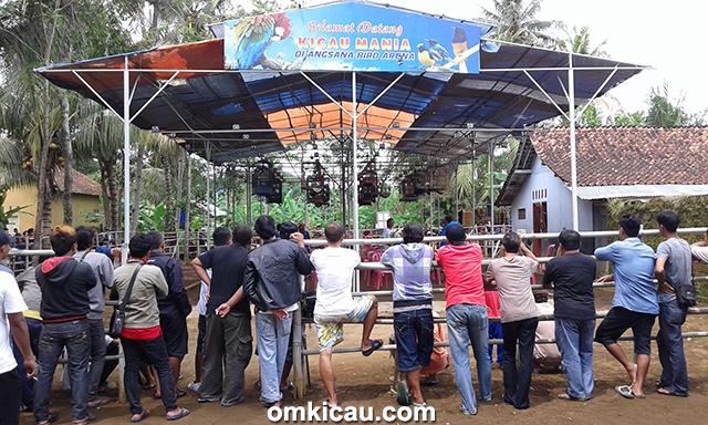 Angsana Muda Bird Arena