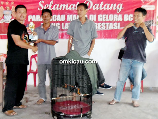 Latpres Gelora BC