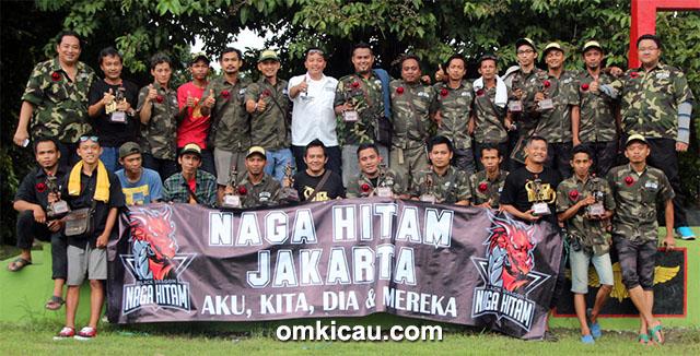 Naga Hitam BC