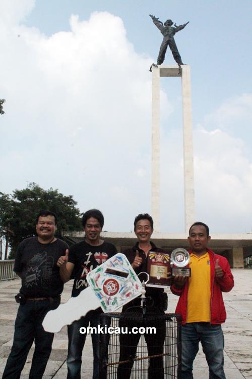 Ronny Burangrang BF Bandung