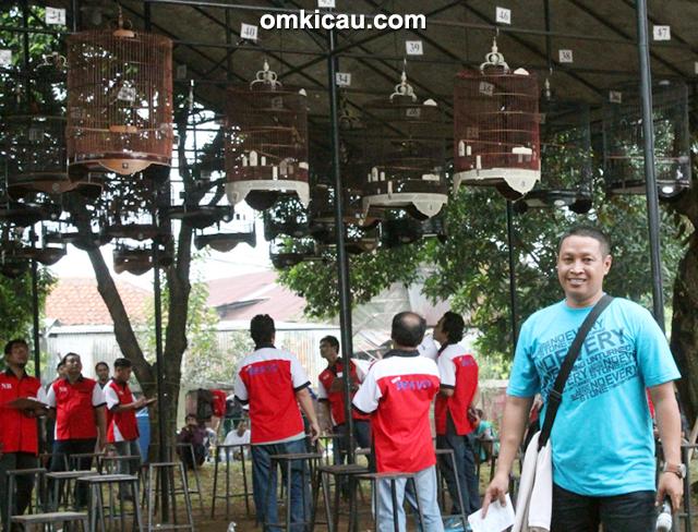 Om Ulay kini nahkoda New Bravo