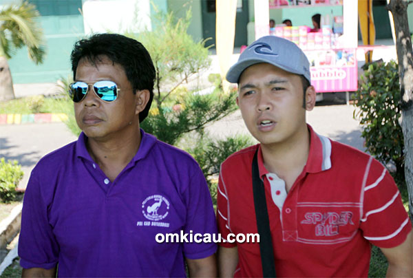 Sinyo Speed dan Anas Lutfi