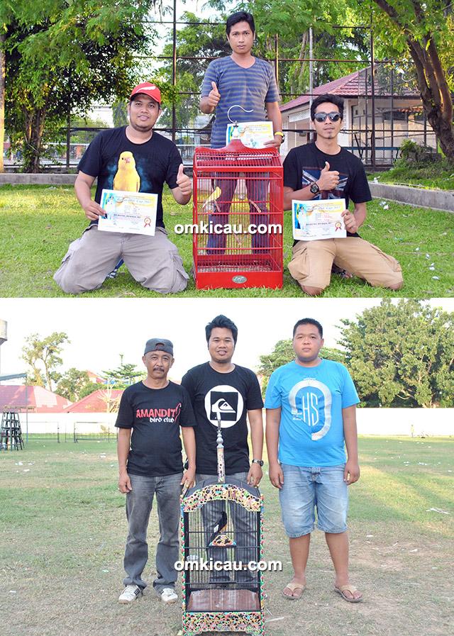 Reza Bandung dan Amandit BC