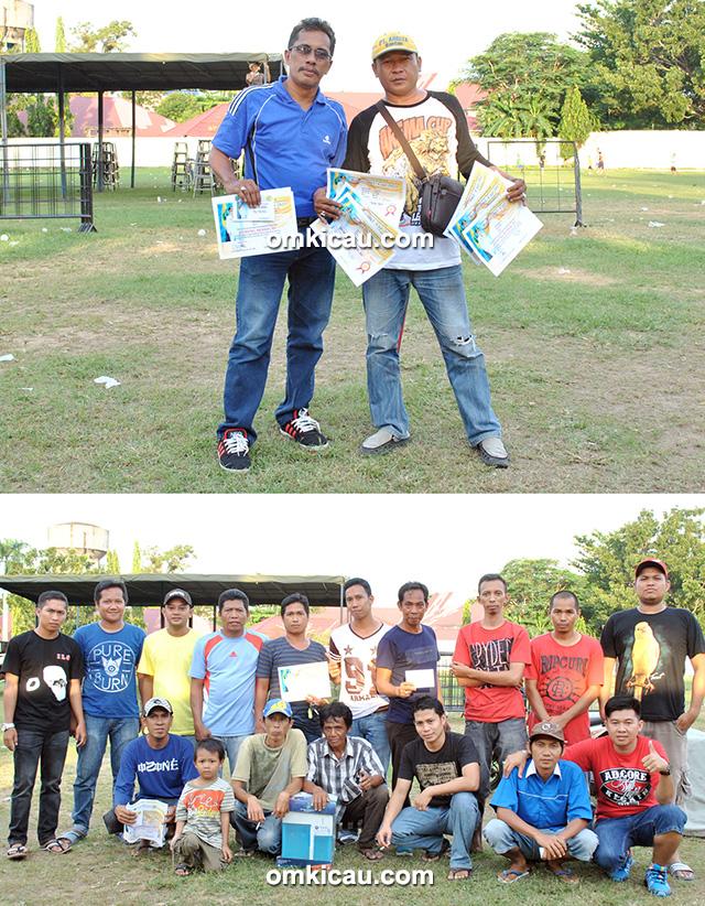 lomba burung Bupati HSU Cup