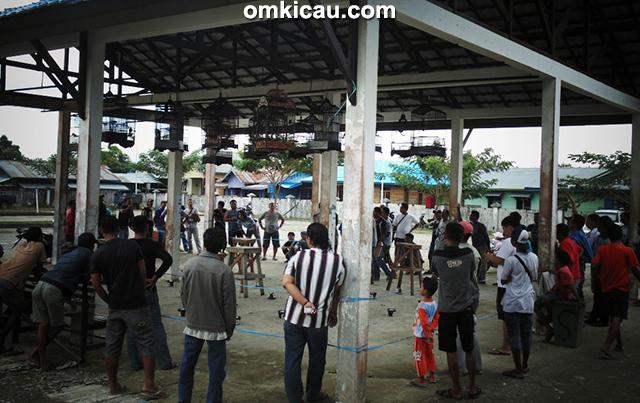 Latpres ISBC Ceria di Malinau Kota