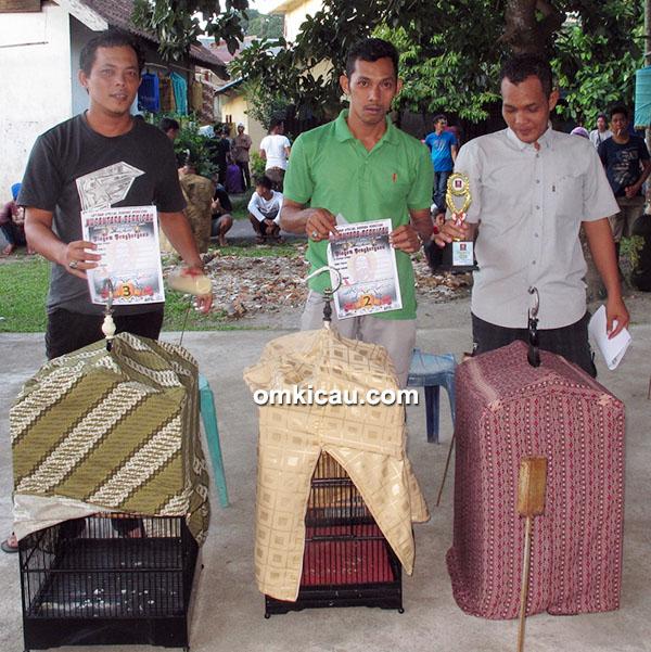 Nusantara Berkicau Jambi