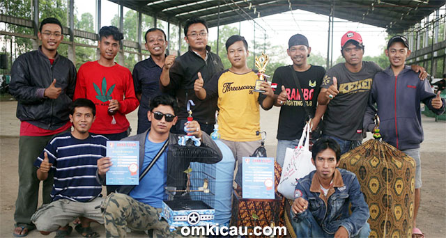 Mancing Mania Bird Club Cemani