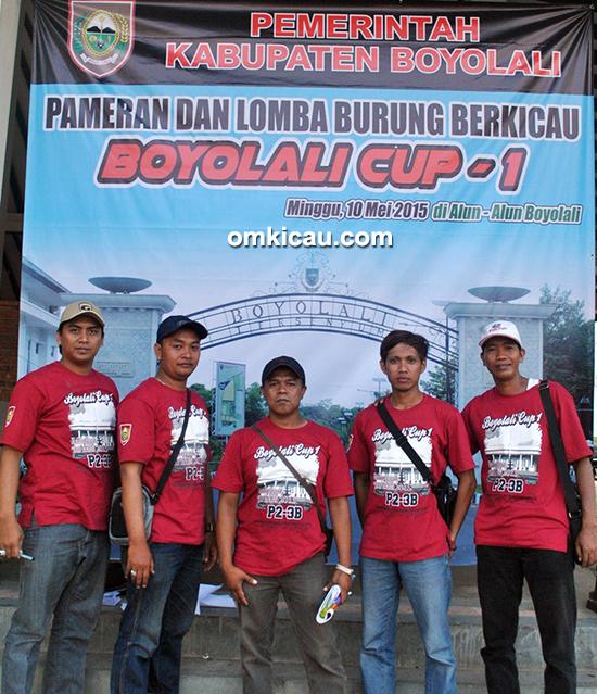 Panitia Boyolali Cup I
