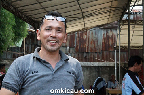 Om Taufik, punggawa KBNOm Taufik, punggawa KBN