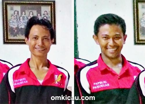 Wantoro dan Faisol Achmad
