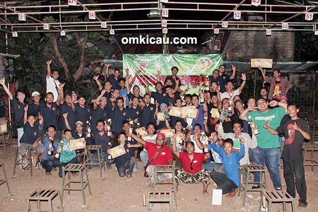 Panitia Canary Fiesta Perang Bintang