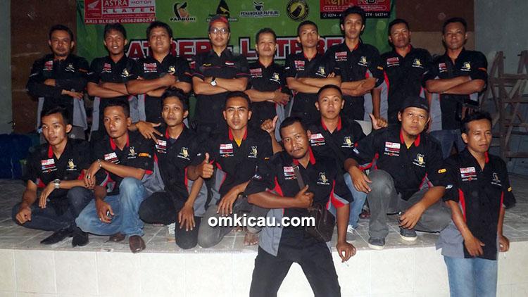 Panitia PPK-3 Jakapodang Klaten