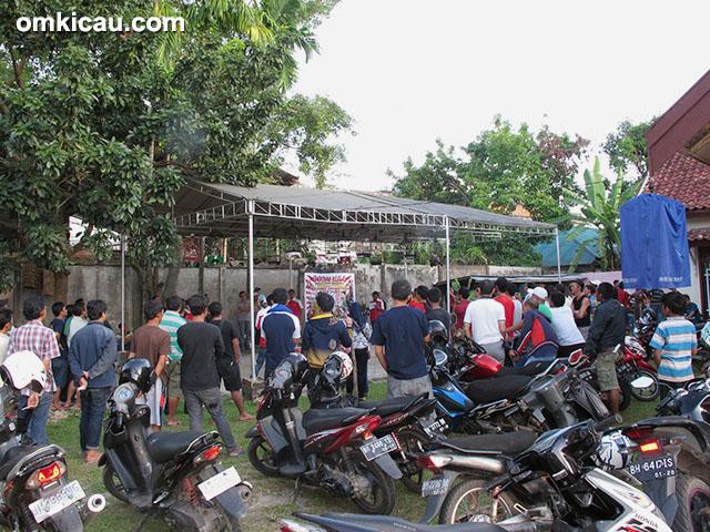 Latihan Special Nusantara Berkicau Jambi