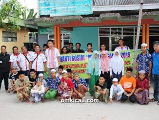 Bakti sosial BnR Jambi