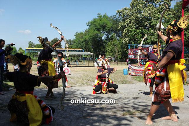 Lomba burung berkicau Piala Pakualam