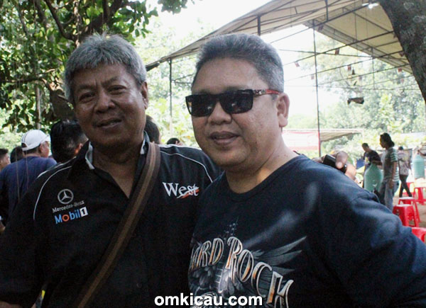 Om Deny Halim dan Om Joko Ireng