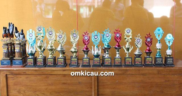 Trofi Kapolres Cup Lampung Barat