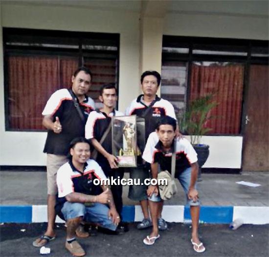 Kru Mr Baim Bali