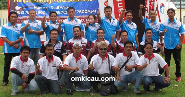 Panitia Troopz Indo Cup Jambi